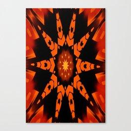 Uber Eye Canvas Print