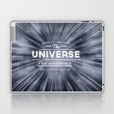 The Universe Crew Laptop & iPad Skin