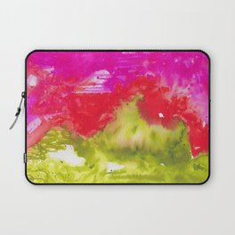 Intuitive - Karla Leigh Wood Laptop Sleeve