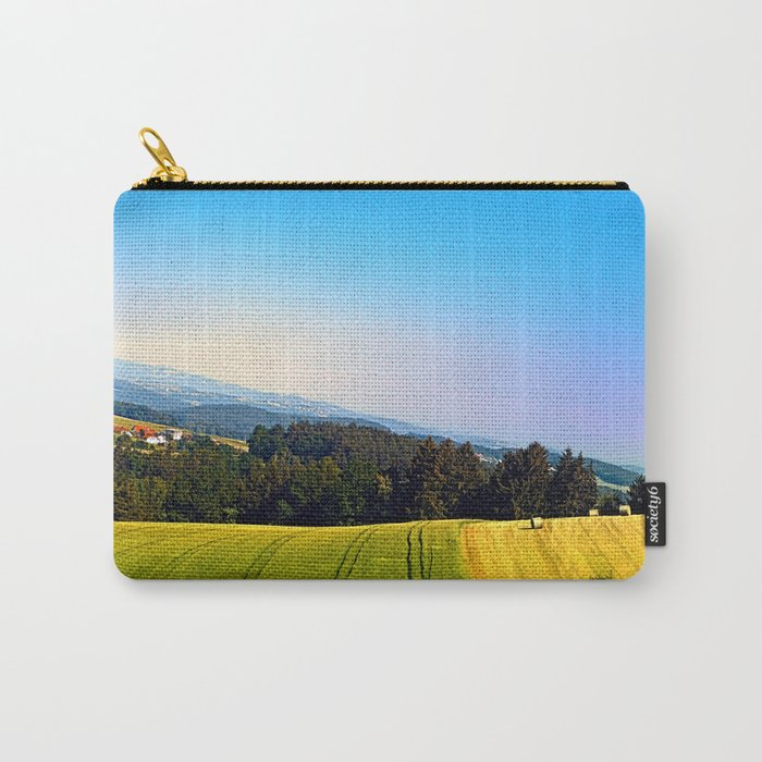 Tipping the scenery Carry-All Pouch