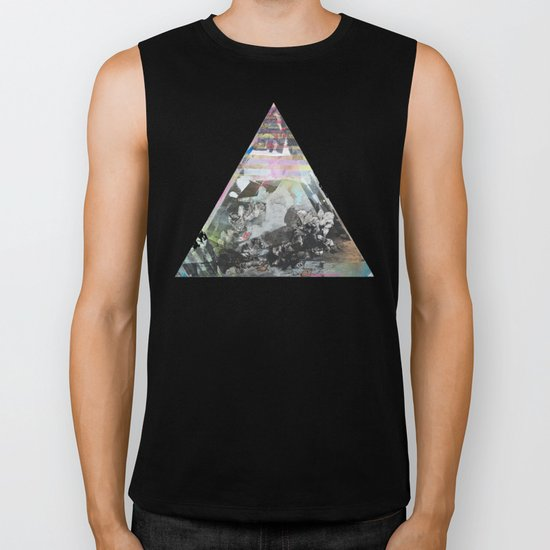 Soap and Water like Tea and Oranges Biker Tank