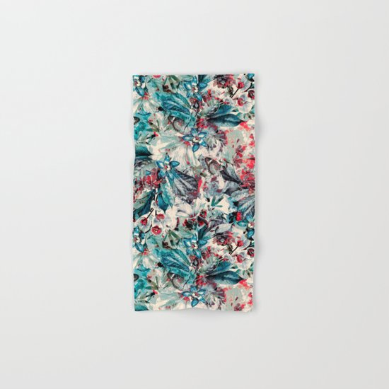 Orchid Hand & Bath Towel