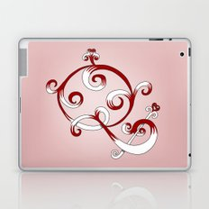 Alphabet Q Laptop & iPad Skin
