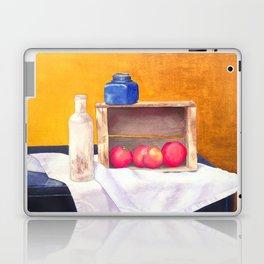 Blue Inkwell + Early Tomatoes Laptop & iPad Skin