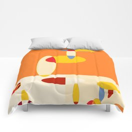 The Goose Comforters