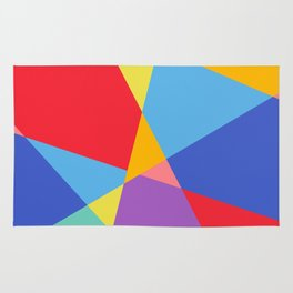 Fragmented Experience Rug