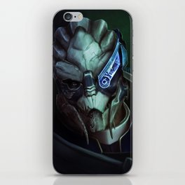 Mass Effect: Garrus Vakarian iPhone Skin