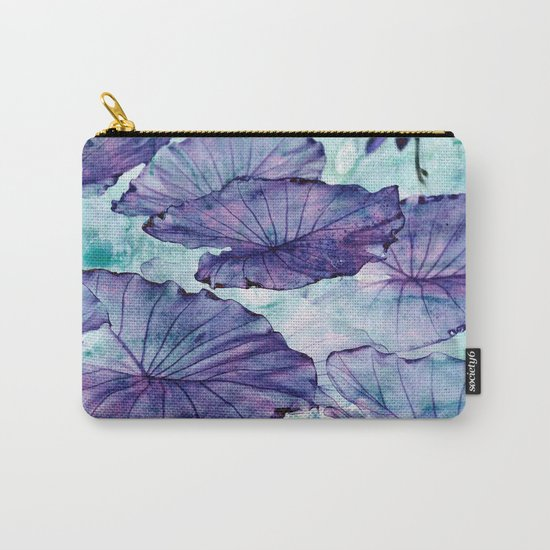 Botanical Surrealism #society6#decor #buyart Carry-All Pouch