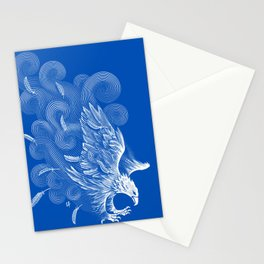 Windy Wings Stationery Cards