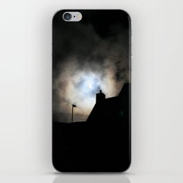 It was a Dark and Stormy Night iPhone Skin