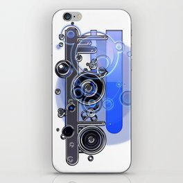 Machina iPhone Skin