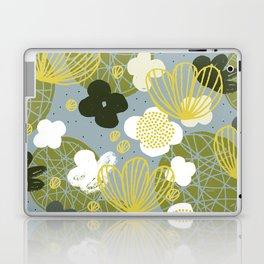 Kokedama Garden by Friztin Laptop & iPad Skin