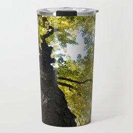 Where do you go, mighty oak? Travel Mug