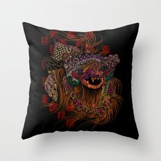 leak Throw Pillow