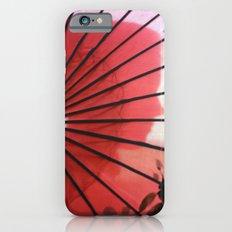 RED CHINA iPhone 6s Slim Case