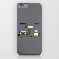The Obsoletes (Retro Floppy Disk Cassette Tape)  iPhone 6s Slim Case