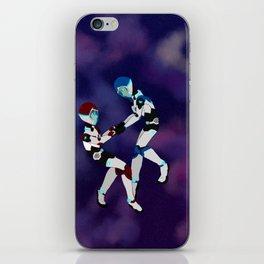 Klance in space iPhone Skin