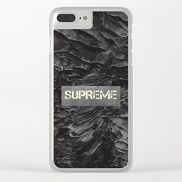 LG Clear iPhone Case