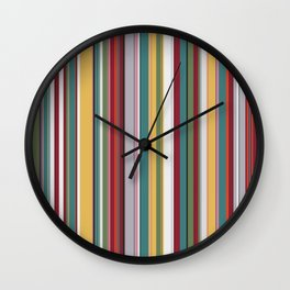 Lineara 3 Wall Clock