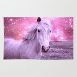 Pink Horse Celestial Dreams Rug