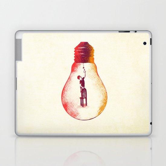 Idea Begins Laptop & iPad Skin