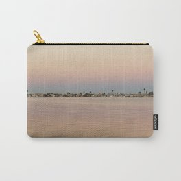 San Diego California Sunrise is Just as Pretty as a California Sunset Carry-All Pouch