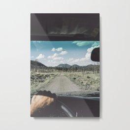 This Road Metal Print