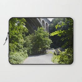 Green Path Laptop Sleeve