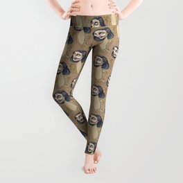 DINOSAUR GIRL Leggings