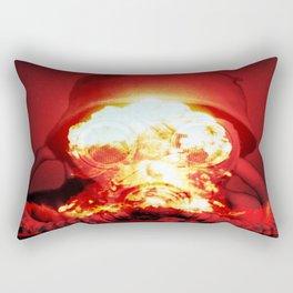 Fall Out  Rectangular Pillow