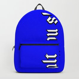 Cheeky Instagram Friendly Advice? Backpack