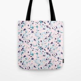 Terrazzo Granite Pink | by Kukka Tote Bag