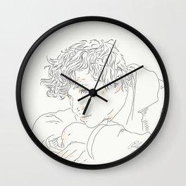 Scamander Wall Clock