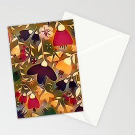 Floral Mixup Stationery Cards