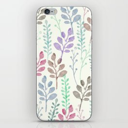 Lovely Pattern iPhone Skin