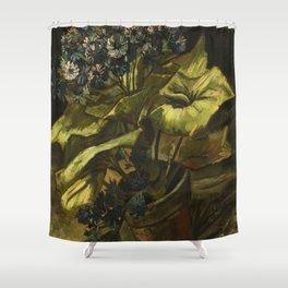 Cineraria by Vincent van Gogh Shower Curtain