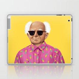 The Israeli Hipster leaders - David Ben Gurion Laptop & iPad Skin