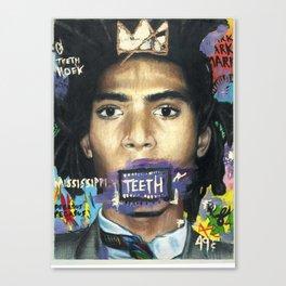 Jean-Michel Basquiat Canvas Print
