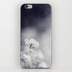 Meadow Cranesbill iPhone & iPod Skin