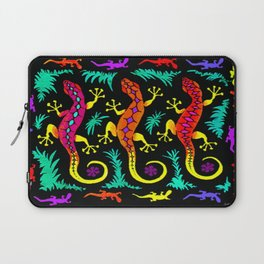 Tropical Geckos Laptop Sleeve