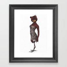 Beartch Framed Art Print