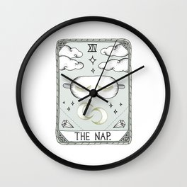 The Nap Wall Clock