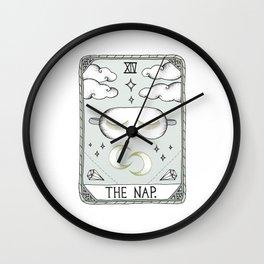 The Nap Wall Clock