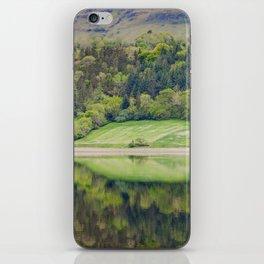The boatswain iPhone Skin