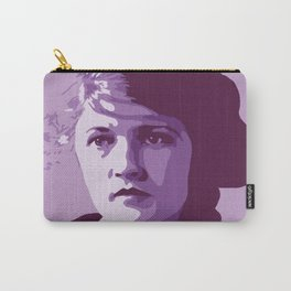 Zelda Fitzgerald Carry-All Pouch