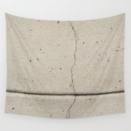Real, Concrete, not Abstract Wall Tapestry