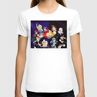 fairy tail T-shirts featuring Fairy Tail Chapter 440 by Minty Cocoa