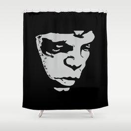 Paruyr Sevak portrait. Armenian poet  #society6 #tapestry #posters #artprint Shower Curtain
