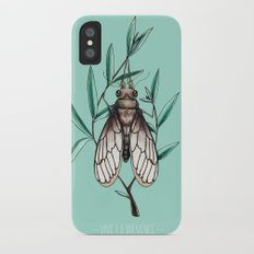 Vive la Provence iPhone X Slim Case