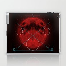 Red Moon Graphish. Laptop & iPad Skin